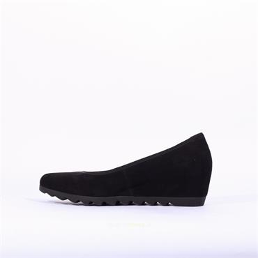 Gabor Cleated Sole Comfort Request - Black