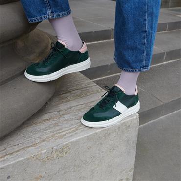 ECCO WOMEN SOFT X - Green Combi