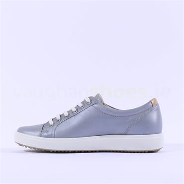 Ecco Women Soft VII - Silver Grey Metallic