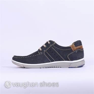 Dubarry Bowie Lace Up - Navy
