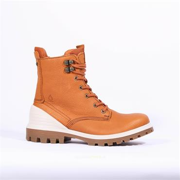 Ecco Women Tredtray Boot - Amber