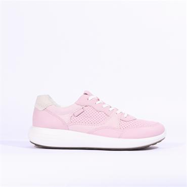 Ecco Women Soft 7 Runner - Baby Pink