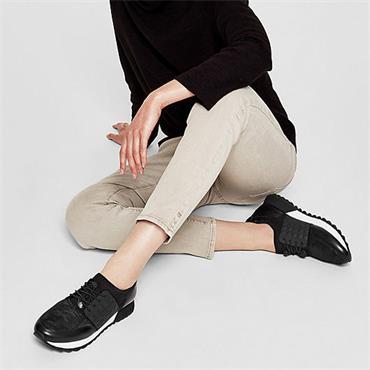 S. Oliver Trainer Elastic Lace - Black Combi
