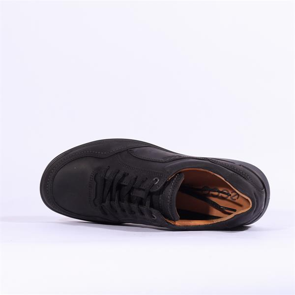 Ecco Howell Laced Shoe - Black