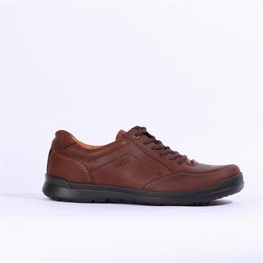 Ecco Howell Laced Shoe - Brown