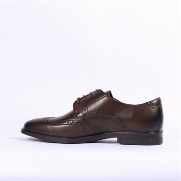 Ecco Men Melbourne Brogue - Brown
