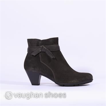 Gabor Boot With Bow Detail Tiffey - Pepper