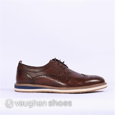 6th Sense Cartier Casual Brogue - Brown