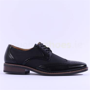 6th Sense Pierre Formal Shoe - Black