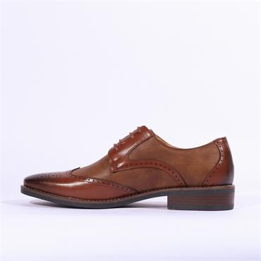 6th Sense Pierre Formal Shoe - Brown