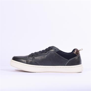 6th Sense Rati Casual Trainer - Navy