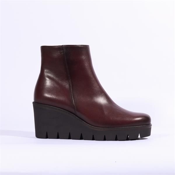 8bfb498ad432 Wedges Gabor Platform Wedge Boot Utopia - Wine