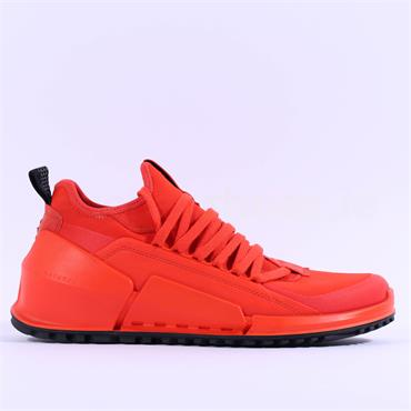 Ecco Men Biom 2.0 Trainer - Orange