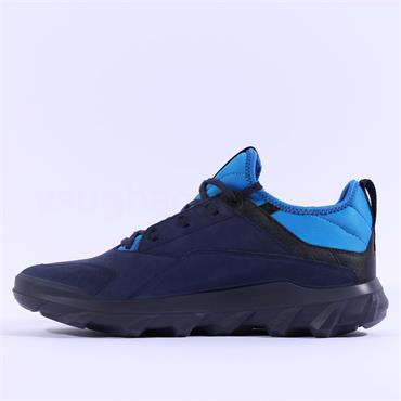 Ecco Men MX Shoe - Navy Combi