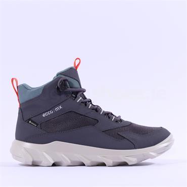 Ecco Women MX GoreTex Boot - Dark Grey
