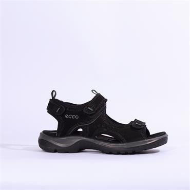 Ecco Women Offroad Sandal - Black