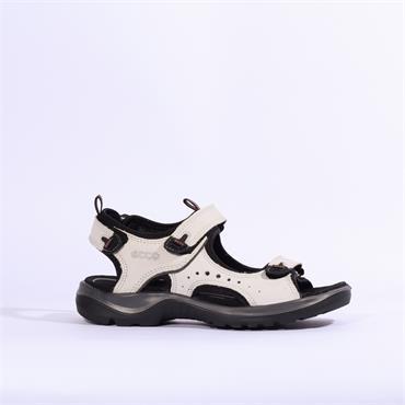 Ecco Offroad Sandal - Off White