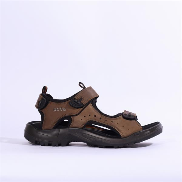31d98a3795d Ecco Offroad Sandal - Brown | Vaughan Shoes | Ireland
