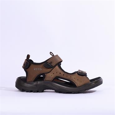 Ecco Offroad Sandal - Brown