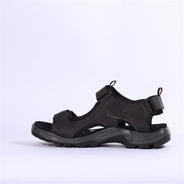 Ecco Offroad Sandal - Black
