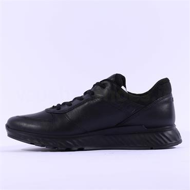 Ecco Men Exostride GoreTex Shoe - Black