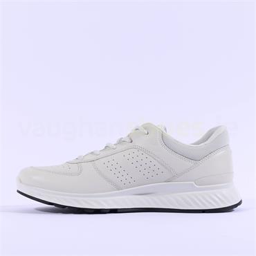 Ecco Exostride W Low - Off White Leather
