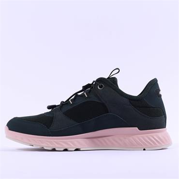 Ecco Women Exostride GoreTex Shoe - Pink Green