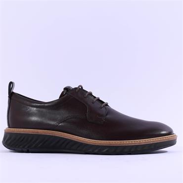 Ecco Men ST1 Hybrid GoreTex Shoe - Mocha
