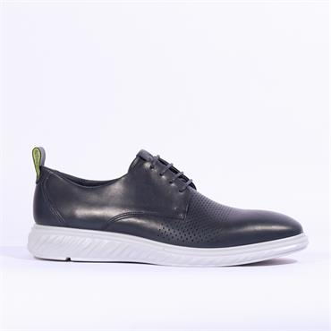 Ecco Men ST1 Hybrid Laced Shoe - Navy