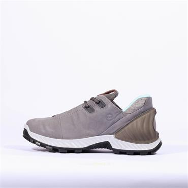 Ecco Women Exohike Goretex Shoe - Grey Nubuck