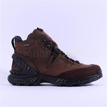 Ecco Men Exohike Boot - Brown