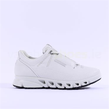 Ecco Women Multi Vent GTX - White Leather