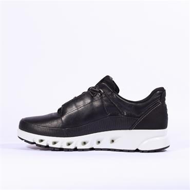Ecco Men Multi-Vent GTX - Black Leather