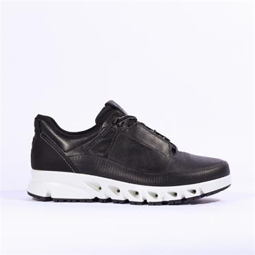Ecco Men Multi-Vent GTX - Black Leather