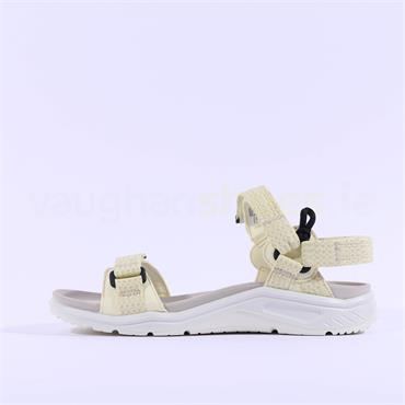 Ecco Women X-Trinsic Sandal - Light Yellow