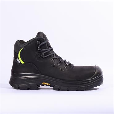 Sixton Stelvio Outdry Safety Boot - Black