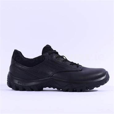 Ecco Men Professional Shoe - Black Leather