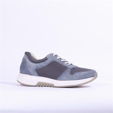 Gabor Rolling Soft Mary Light Trainer - LIGHT BLUE