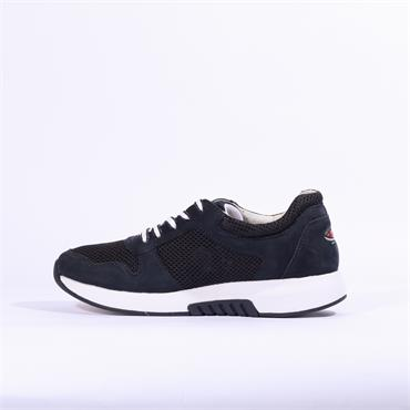 Gabor Rolling Soft Mary Light Trainer - Navy
