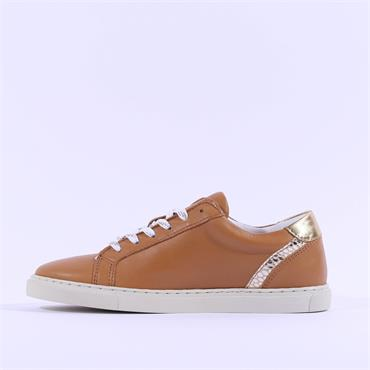 Amy Huberman Doc Hollywood - Tan Leather