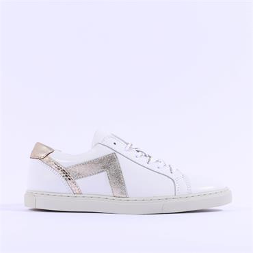 Amy Huberman Doc Hollywood - White Leather