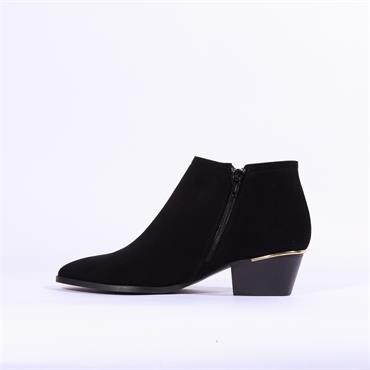 Amy Huberman Hitch - Black Suede