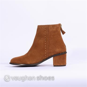 Amy Huberman Love Parade - Tan Suede
