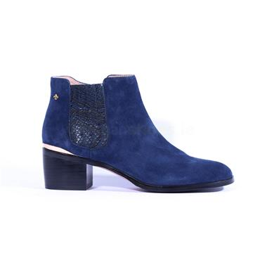 Amy Huberman Love Simon - Navy Suede