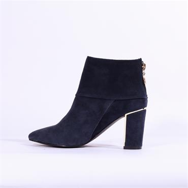Amy Huberman Wild Child - Navy Suede