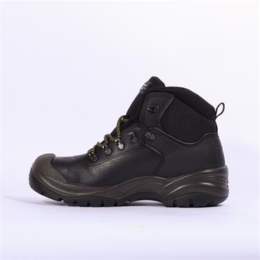Grisport Contractor S3 Safety Boot - Black