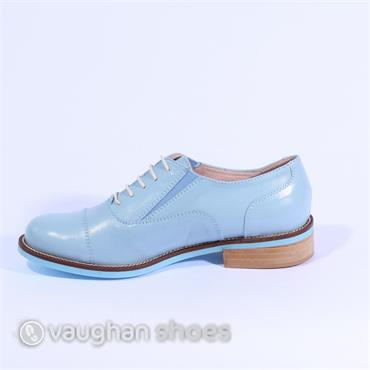 Marco Moreo Laced Toe Cap Brogue - Blue