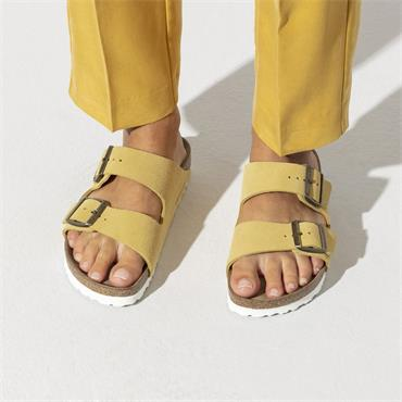 Birkenstock Arizona Soft Footbed Suede - Ochre