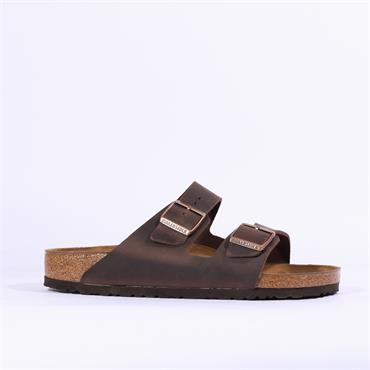 Birkenstock Arizona Oiled Leather - Habana