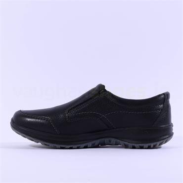 Grisport Men Active Melrose Slip On Shoe - Black